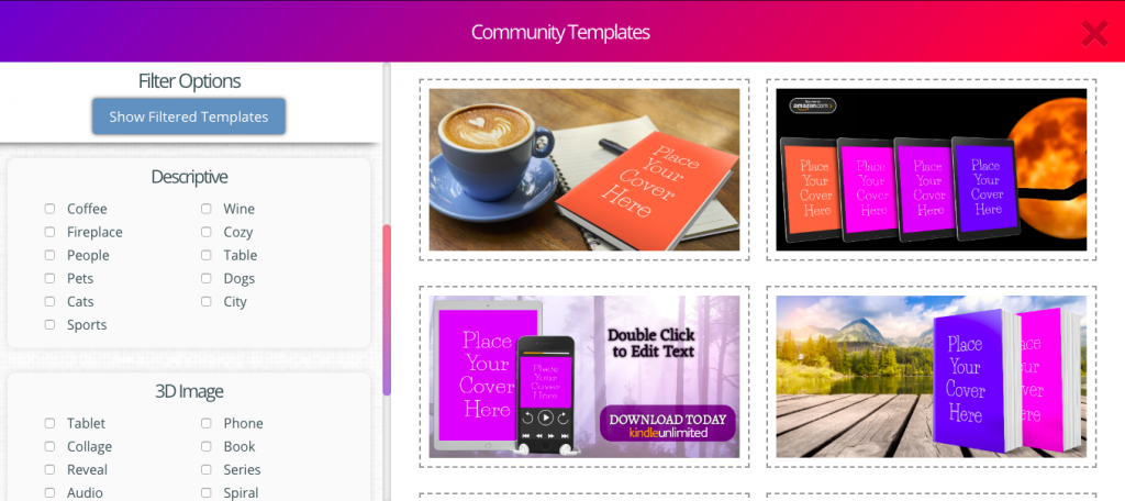 Twitter Community Template images