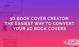 3D Book Cover Creator: The Easiest Way To Convert Your 2D Book Covers