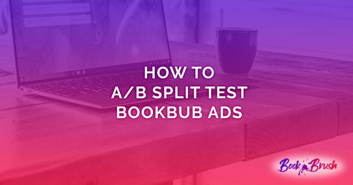 Header for AB Tests on BookBub
