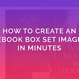 How To Create An eBook Box Set Image In Minutes