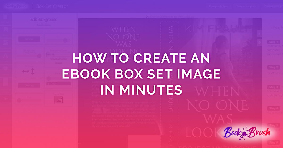 ebook box set blog post