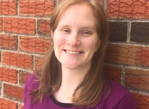 Headshot of author Brianna Bennett