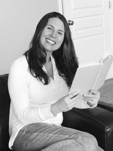 Headshot of Krista Sandor