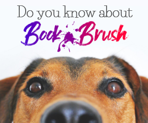Book Brush logo